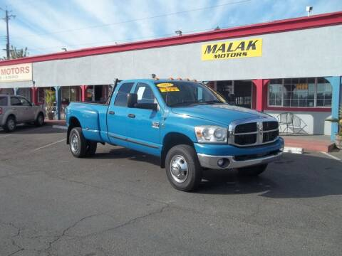 2007 Dodge Ram Pickup 3500 for sale at Atayas Motors INC #1 in Sacramento CA