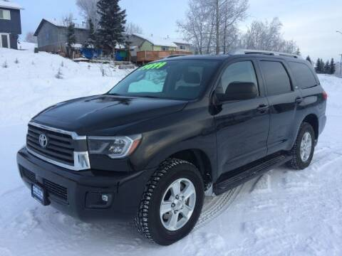 2019 Toyota Sequoia for sale at Delta Car Connection LLC in Anchorage AK