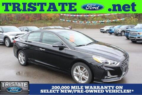 2018 Hyundai Sonata for sale at Tri State Ford in East Liverpool OH