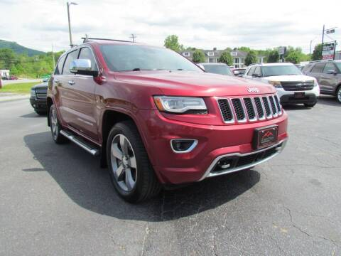 2014 Jeep Grand Cherokee for sale at Hibriten Auto Mart in Lenoir NC