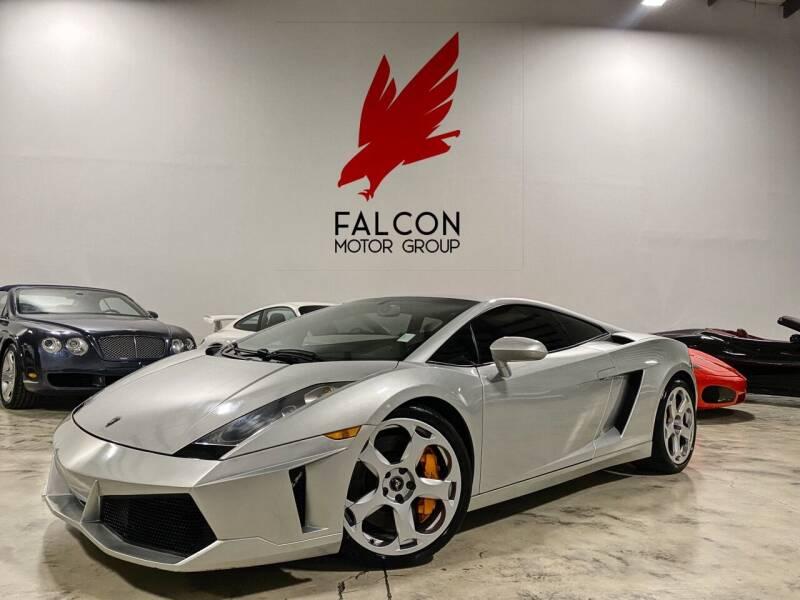 2004 Lamborghini Gallardo for sale at FALCON MOTOR GROUP in Orlando FL