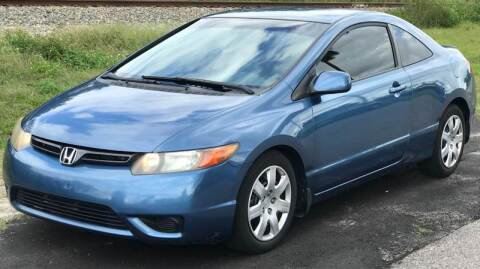 2008 Honda Civic for sale at A4dable Rides LLC in Haines City FL
