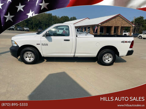 2015 RAM Ram Pickup 1500 for sale at Hills Auto Sales in Salem AR