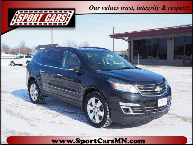 2014 Chevrolet Traverse for sale at SPORT CARS in Norwood MN