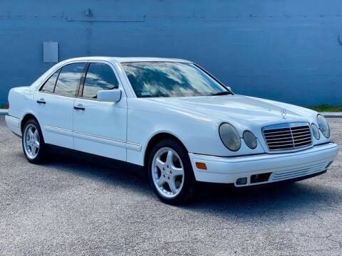 1998 Mercedes-Benz E-Class for sale at No 1 Auto Sales in Hollywood FL