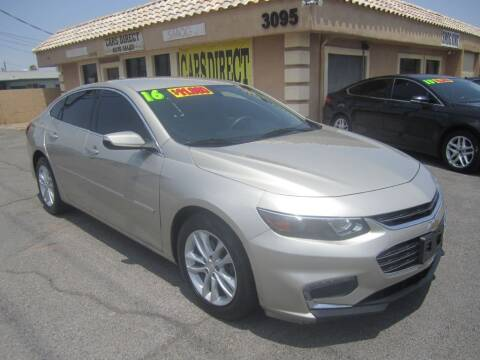 2016 Chevrolet Malibu for sale at Cars Direct USA in Las Vegas NV