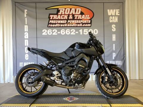 2016 Yamaha FZ-09 for sale at Road Track and Trail in Big Bend WI