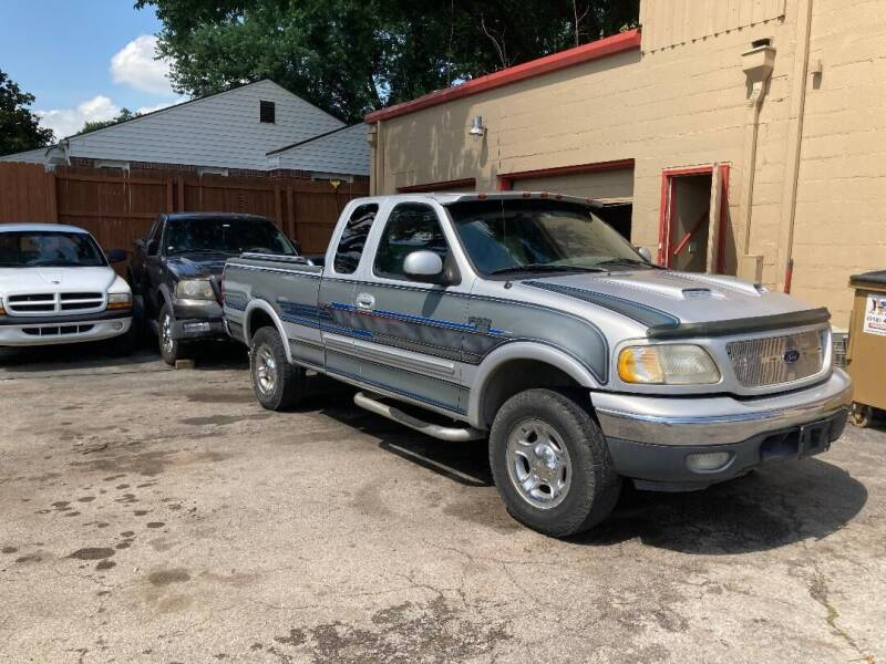 1999 Ford F-150 for sale at Used Car City in Tulsa OK