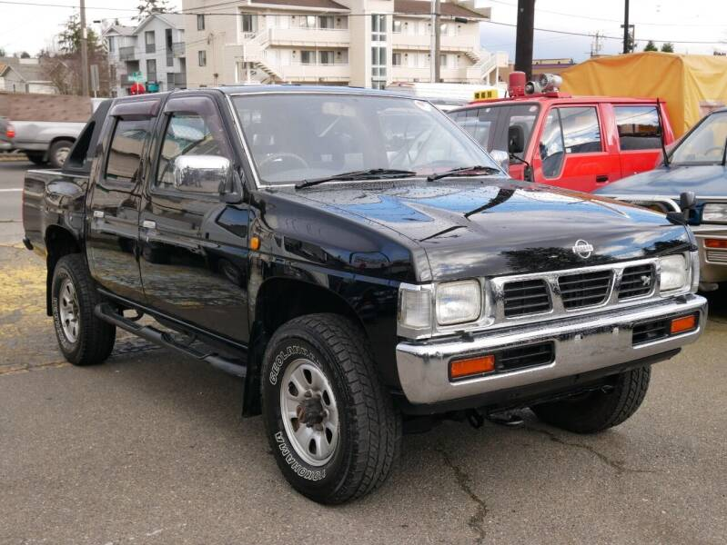 1993 Nissan Datsun *RESERVED for sale at JDM Car & Motorcycle LLC in Seattle WA