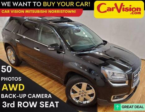 2017 GMC Acadia Limited for sale at Car Vision Mitsubishi Norristown in Trooper PA