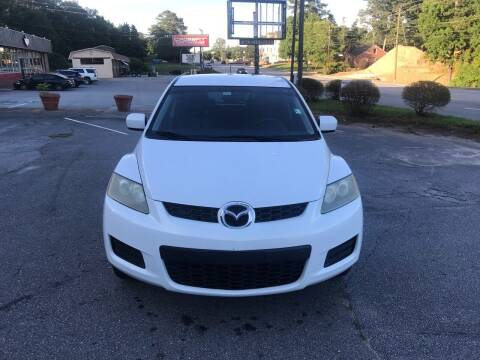2007 Mazda CX-7 for sale at CAR STOP INC in Duluth GA