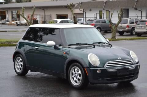 2005 MINI Cooper for sale at Skyline Motors Auto Sales in Tacoma WA