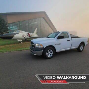 2018 RAM Ram Pickup 1500 for sale at McMinnville Auto Sales LLC in Mcminnville OR