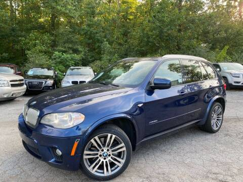 2012 BMW X5 for sale at Car Online in Roswell GA