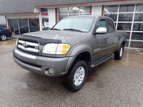 2004 Toyota Tundra for sale at Transportation Outlet Inc in Eastlake OH