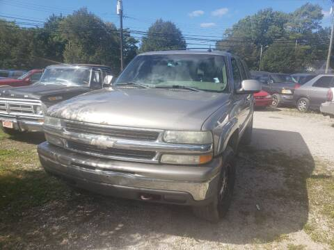 2003 Chevrolet Suburban for sale at D & D All American Auto Sales in Mount Clemens MI