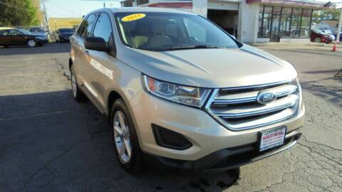 2018 Ford Edge for sale at Absolute Motors in Hammond IN