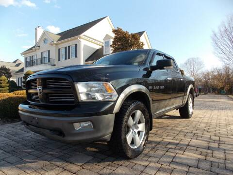 2011 RAM Ram Pickup 1500 for sale at Deer Park Auto Sales Corp in Newport News VA