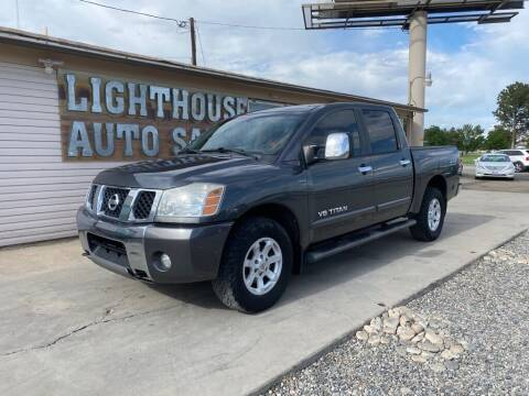2006 Nissan Titan for sale at Lighthouse Auto Sales LLC in Grand Junction CO