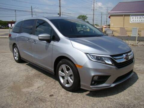 2019 Honda Odyssey for sale at 1st Class Imports LLC in Cleveland OH