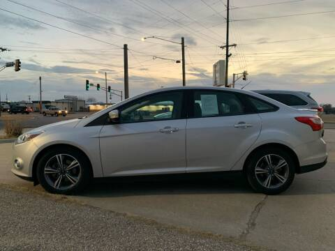 2014 Ford Focus for sale at S & S Sports and Imports in Newton KS