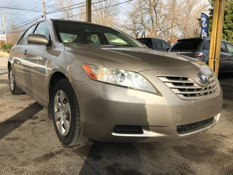 2007 Toyota Camry for sale at King Louis Auto Sales in Louisville KY