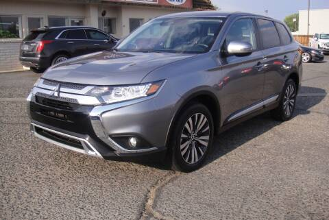 2020 Mitsubishi Outlander for sale at Don Reeves Auto Center in Farmington NM