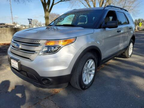 2015 Ford Explorer for sale at Matador Motors in Sacramento CA