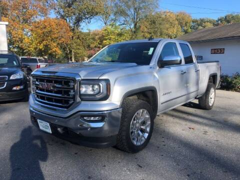 2017 GMC Sierra 1500 for sale at Sports & Imports in Pasadena MD