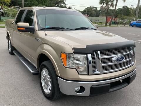 2011 Ford F-150 for sale at Consumer Auto Credit in Tampa FL