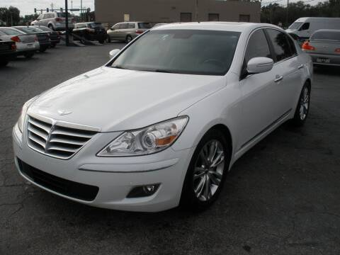 2011 Hyundai Genesis for sale at Priceline Automotive in Tampa FL