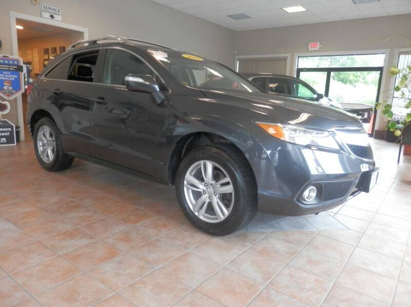 2013 Acura RDX for sale at ABSOLUTE AUTO CENTER in Berlin CT