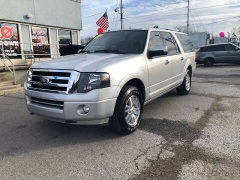 2014 Ford Expedition EL for sale at Bagwell Motors in Lowell AR