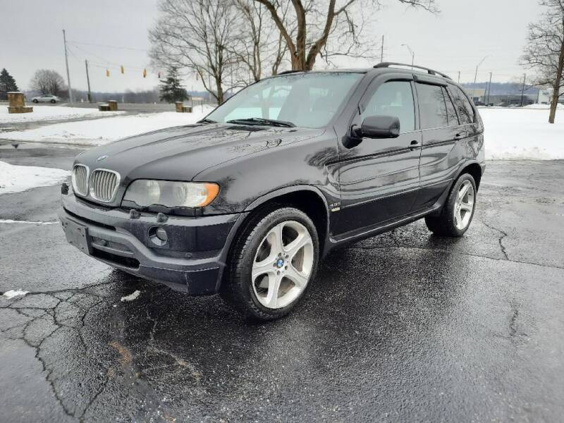 2003 BMW X5 for sale at Moundbuilders Motor Group in Heath OH