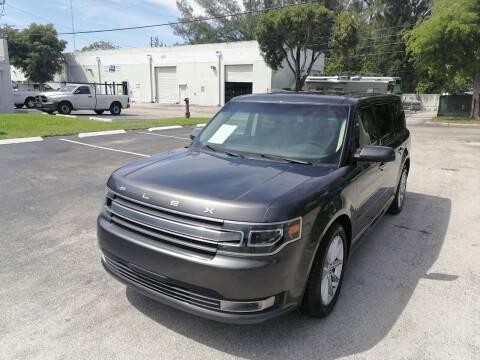 2017 Ford Flex for sale at Best Price Car Dealer in Hallandale Beach FL