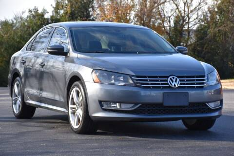 2013 Volkswagen Passat for sale at Wheel Deal Auto Sales LLC in Norfolk VA