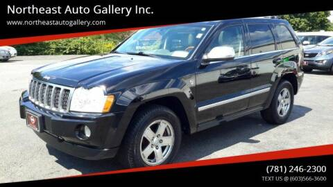 2006 Jeep Grand Cherokee for sale at Northeast Auto Gallery Inc. in Wakefield Ma MA