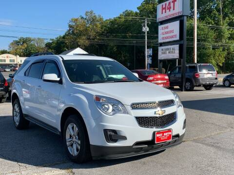 2015 Chevrolet Equinox for sale at H4T Auto in Toledo OH