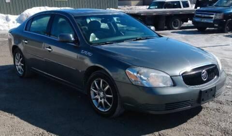 2007 Buick Lucerne for sale at Hilltop Auto in Prescott MI