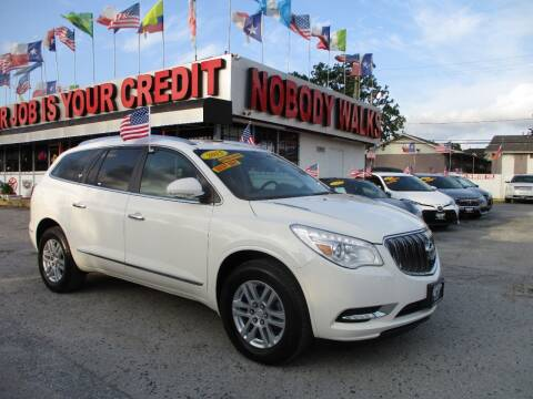 2015 Buick Enclave for sale at Giant Auto Mart 2 in Houston TX