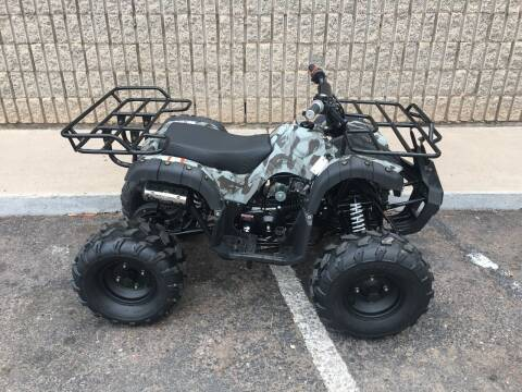 2019 Coolster Utility 125 OUT OF STOCK for sale at Chandler Powersports in Chandler AZ