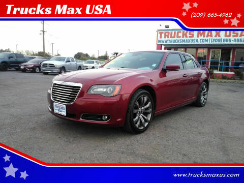 2014 Chrysler 300 for sale at Trucks Max USA in Manteca CA