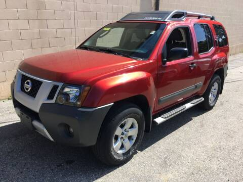2012 Nissan Xterra for sale at Bill's Auto Sales in Peabody MA