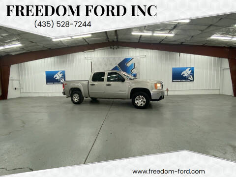 2008 GMC Sierra 1500 for sale at Freedom Ford Inc in Gunnison UT