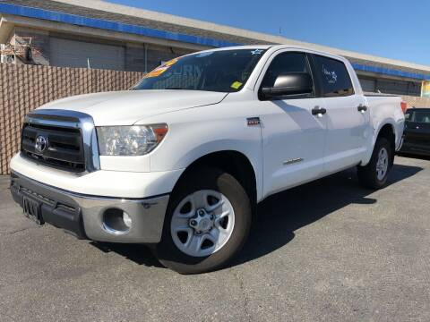 2013 Toyota Tundra for sale at Cars 2 Go in Clovis CA
