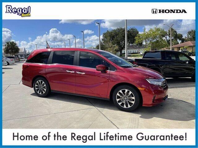 2022 Honda Odyssey for sale in Lakeland, FL
