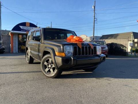 2006 Jeep Commander for sale at OTOCITY in Totowa NJ