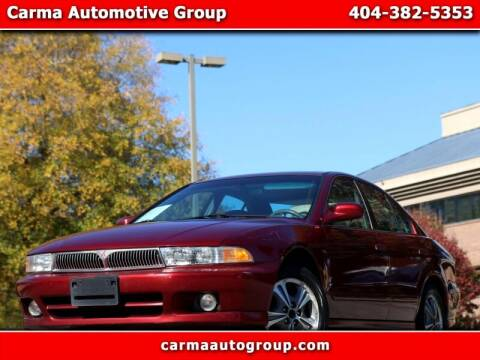 2000 Mitsubishi Galant for sale at Carma Auto Group in Duluth GA
