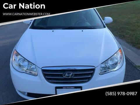 2009 Hyundai Elantra for sale at Car Nation in Webster NY