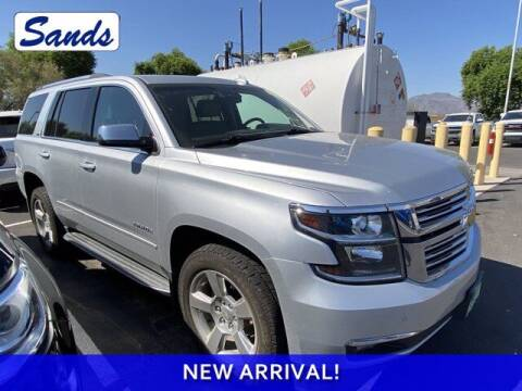 2016 Chevrolet Tahoe for sale at Sands Chevrolet in Surprise AZ